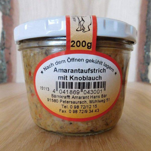 Amarantaufstrich_Knoblauch