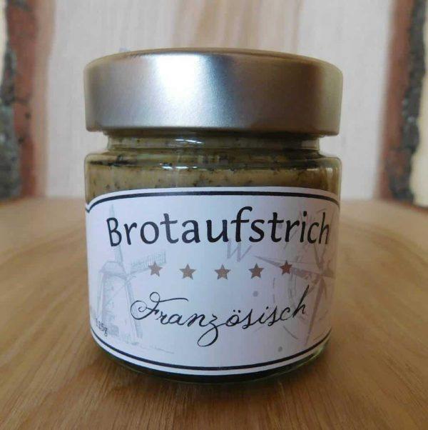Brotaufstrich_Franzoesisch