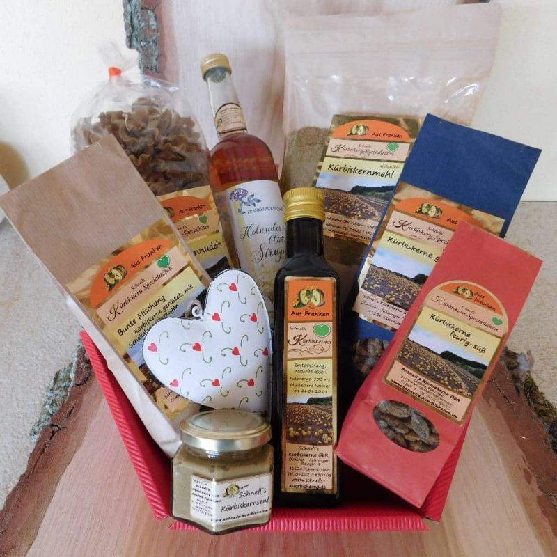 Geschenkkorb Saskia