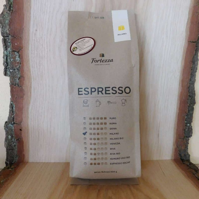 Fortezza-Kaffee Milano