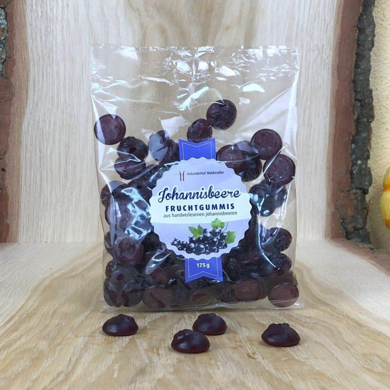 Fruchtgummis - Johannisbeere