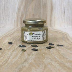 Kürbiskern-Chilli-Senf