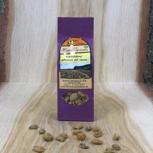 Kürbiskerne - gebrannt mit Seasam