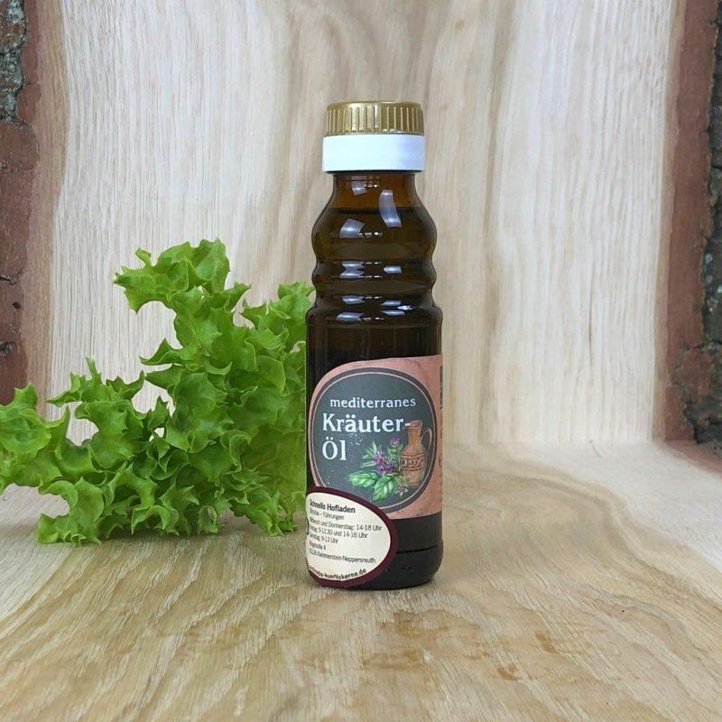 Mediterranes-Kräuter-Öl