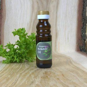 Oregano-Kräuter-Öl