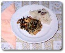 Schnitzel mit Kürbiskernkruste
