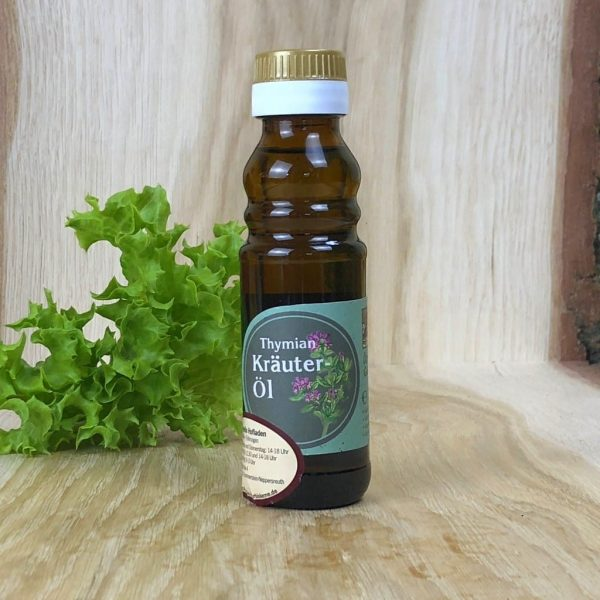Thymian-Kräuter-Öl