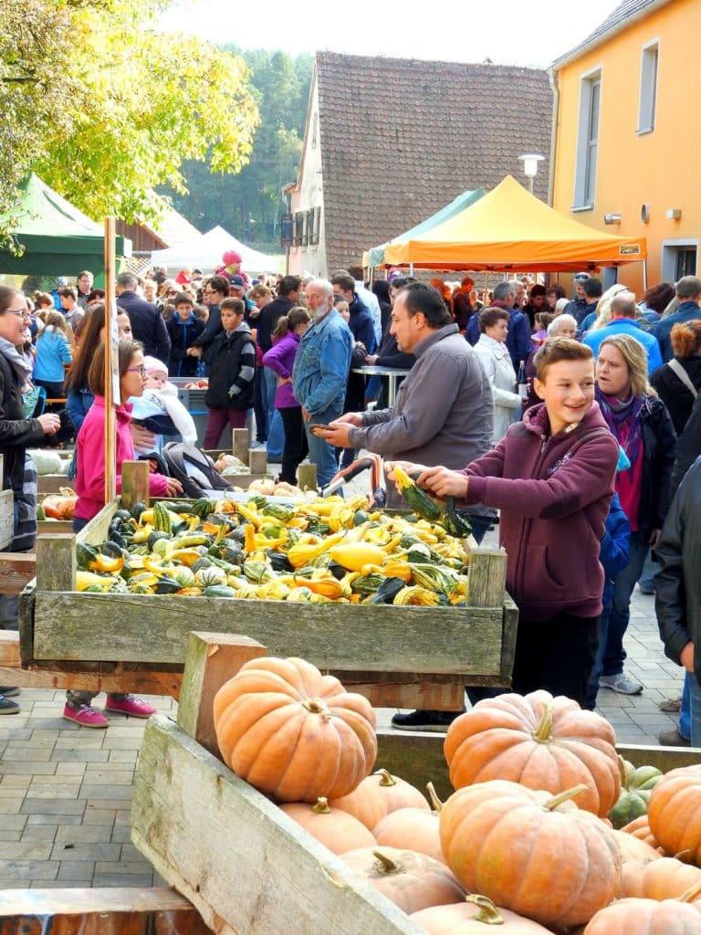 Samstag, 24. November – Kammersteiner Waldmarkt