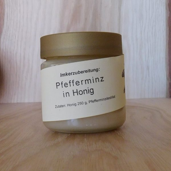 Pfefferminz_Honig