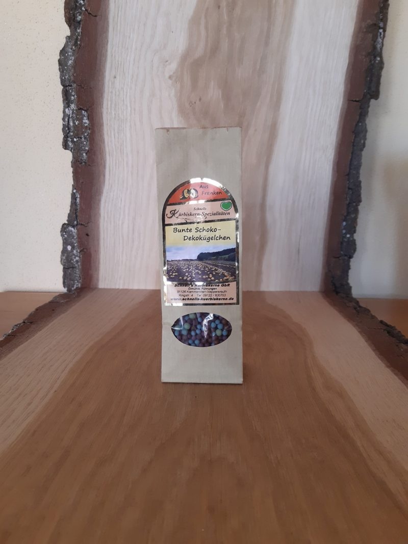 Bunte Schoko-Dekokügelchen