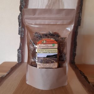 Kürbiskern-Knusperstückchen Hanf + Kräuter der Provence