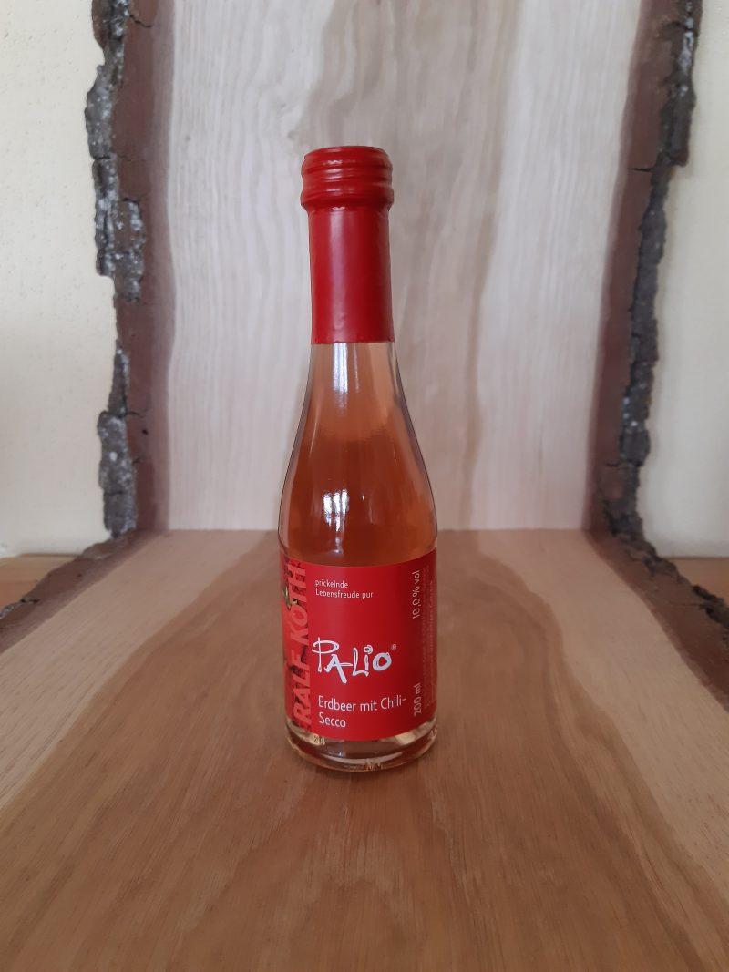 Erdbeer-Chili-Secco