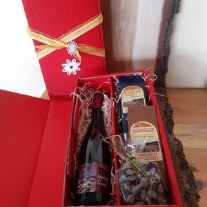 Geschenkbox Espressotraum