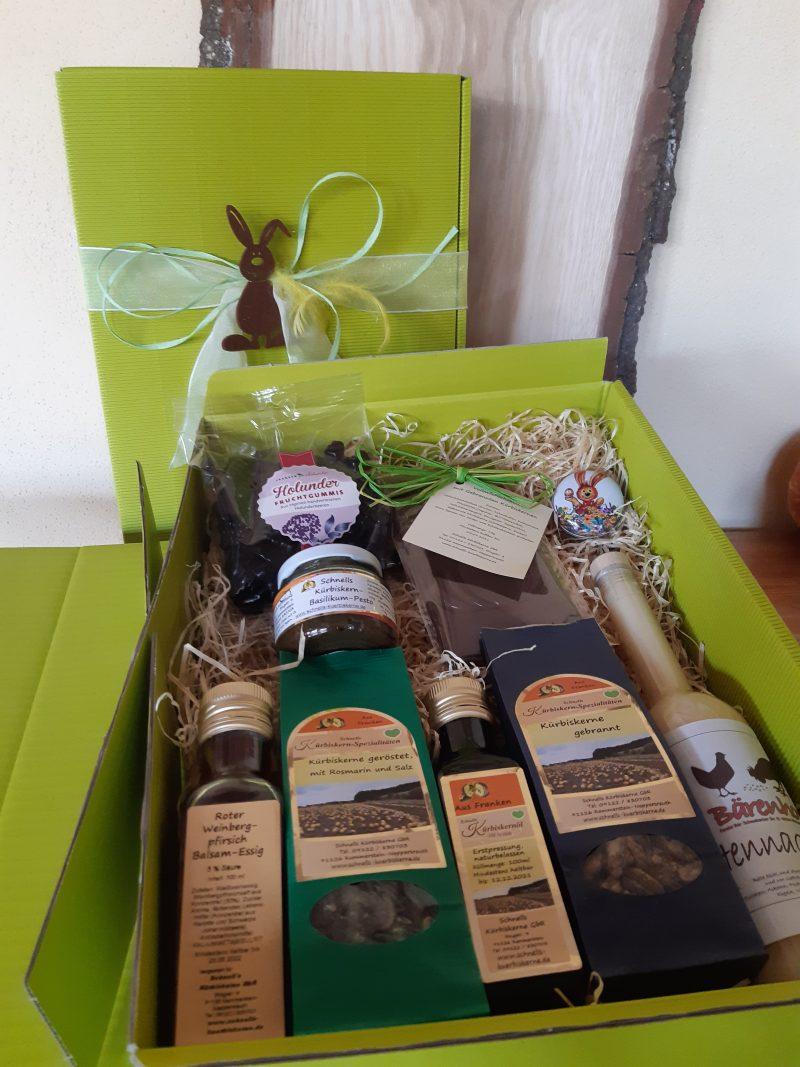 Geschenk Ostern